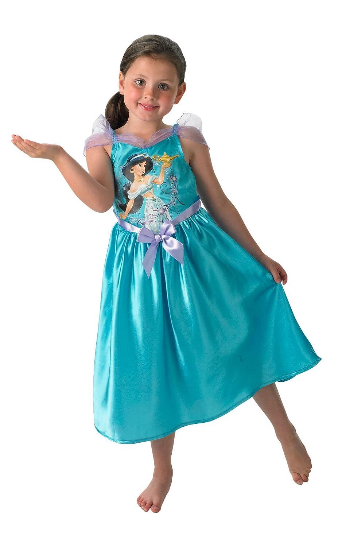 sc 1 st  Amazon.com & Amazon.com: Large Girls Classic Jasmine Costume: Toys u0026 Games
