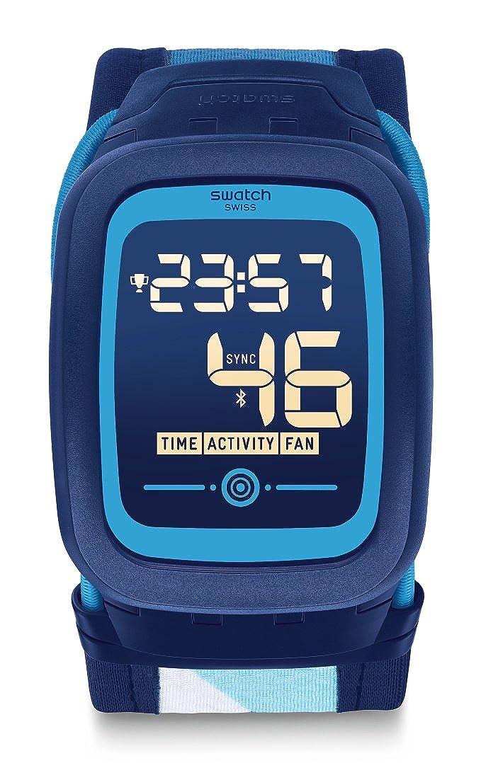 Watch Swatch Touch ZERO TWO SVQN102B NOSSAZERO2 Size S: Amazon.es: Relojes