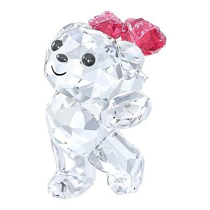 559b68eeaa Amazon.com: Swarovski Kris Bear-say It with Roses: Home & Kitchen