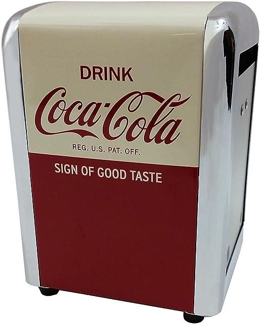 TableCraft Have A Coke Napkin Dispenser CC301