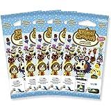5x Amiibo Karten 3 Stück Animal Crossing Vol. 3