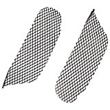 YAMAHA FZ-07 STEEL MESH SIDE COVERS BLACK