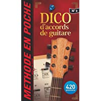 Dictionnaire d'Accords de Guitare : 252 positions