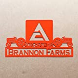 Allis Chalmers Tractor Sign with Custom Text Field (U17)
