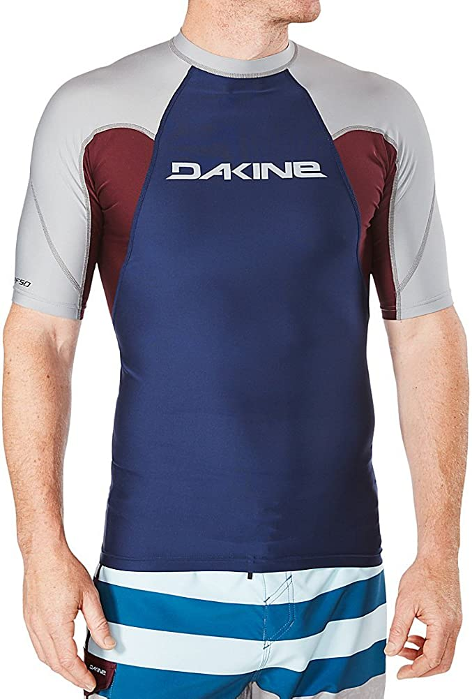 DAKINE Hollow Rail Rashguard Mens Short-Sleeve