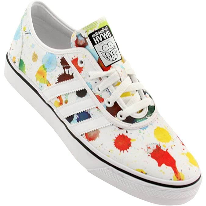 save off 1dfeb d77ce Adidas Skateboarding Adi-ease Hvw8 Kevin Lyons - Watercolorgum Sneaker 11  D (m) Amazon.co.uk Shoes  Bags