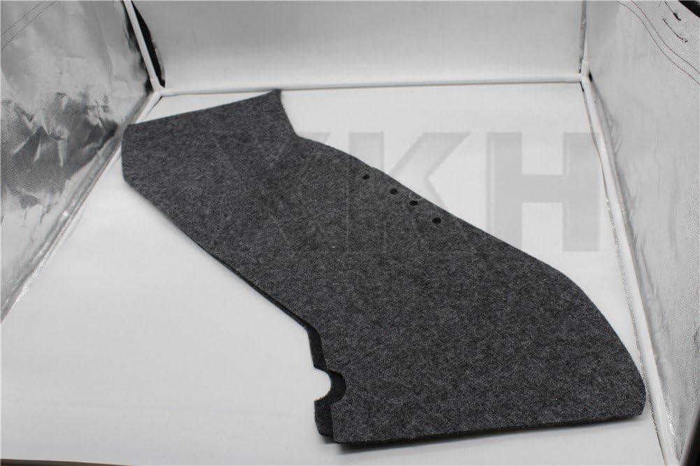XKH Group Hard Saddle Bags Carpet Liner Set For All Harley Davidson Touring 94-13