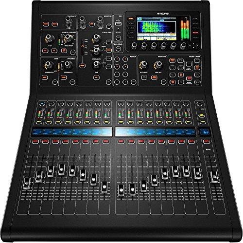 Midas M32R 40-Channel Digital Mixing Console by Midas