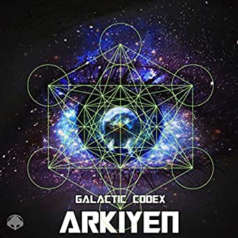 Galactic Codex By Arkiyen On Amazon Music Amazon Com