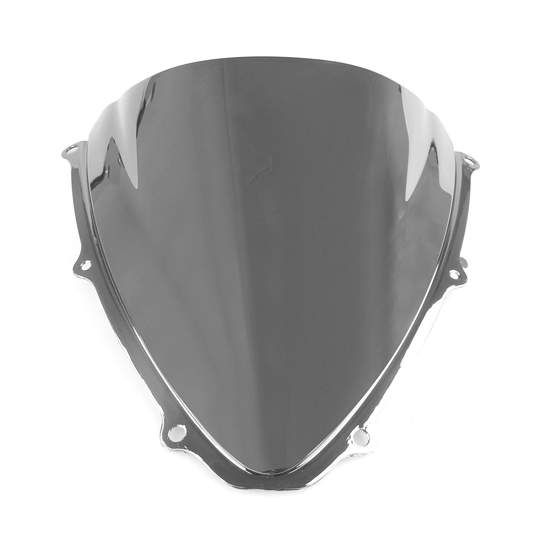 Artudatech Parabrezza Moto Parabrezza Moto Parabrezza Deflettori Windshield per S-U-Z-U-K-I GSXR 600//750 2006-2007 K6