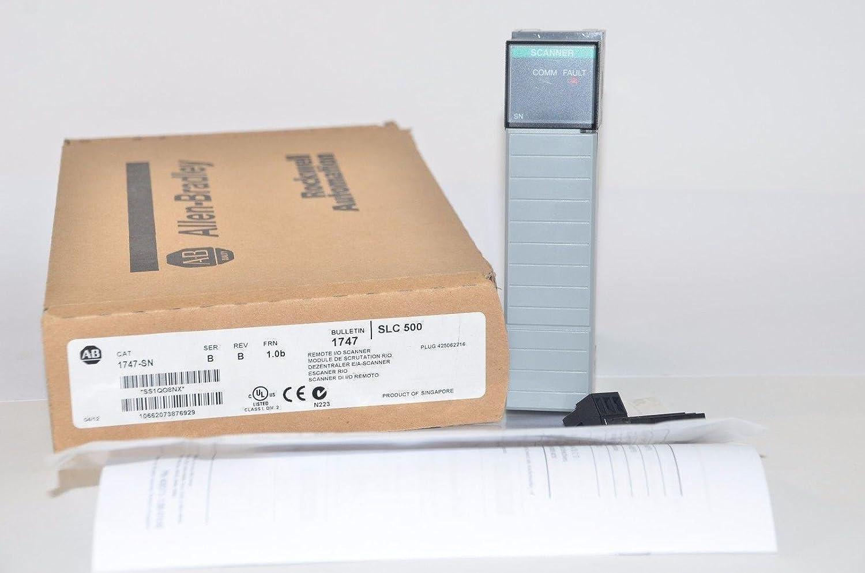 AB 1747-SN  Ser B Remote I//O Scanner