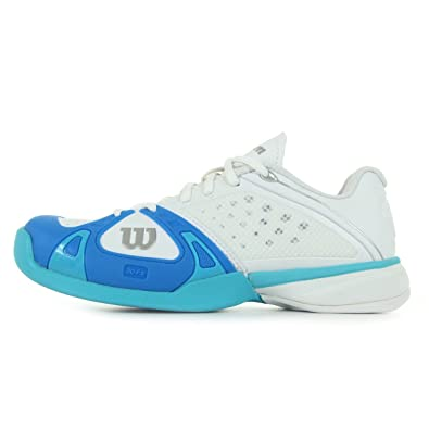 27a72a555c96cc Wilson Rush Pro HC Tennis Shoes Women  Amazon.co.uk  Sports   Outdoors