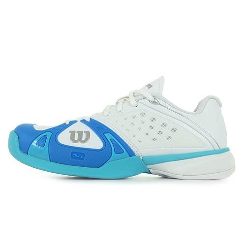 Wilson Zapatillas de tenis de Rush WRS318180 HC Pro: Amazon.es: Zapatos y complementos