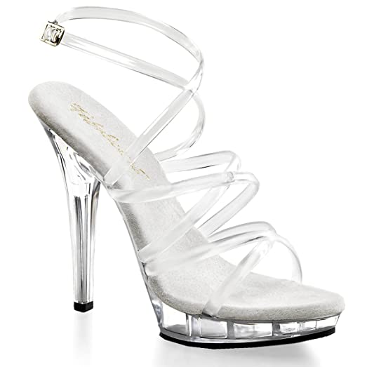 Fabulicious Lip 106(Women's) -Clear/Clear Low Shipping Online Cheap Great Deals From China Free Shipping WQ6FBI
