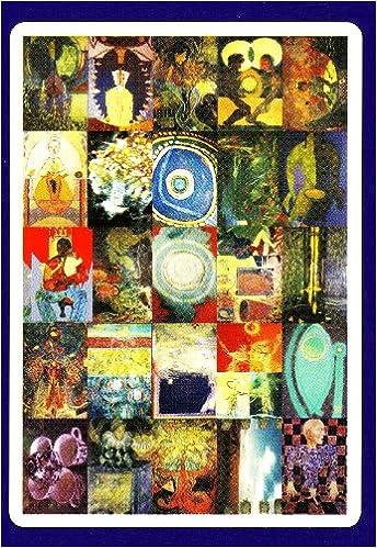 Book The Atavist Tarot Deck