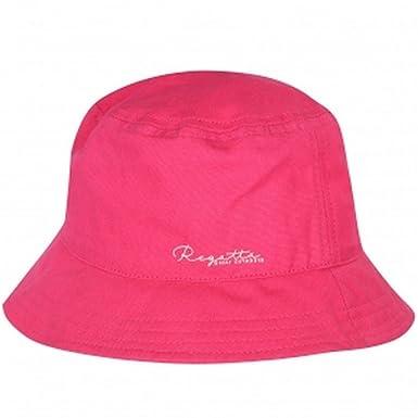 622c101f1ba8 Regatta Great Outdoors Childrens/Kids Crow Canvas Bucket Hat (7-10 Years)