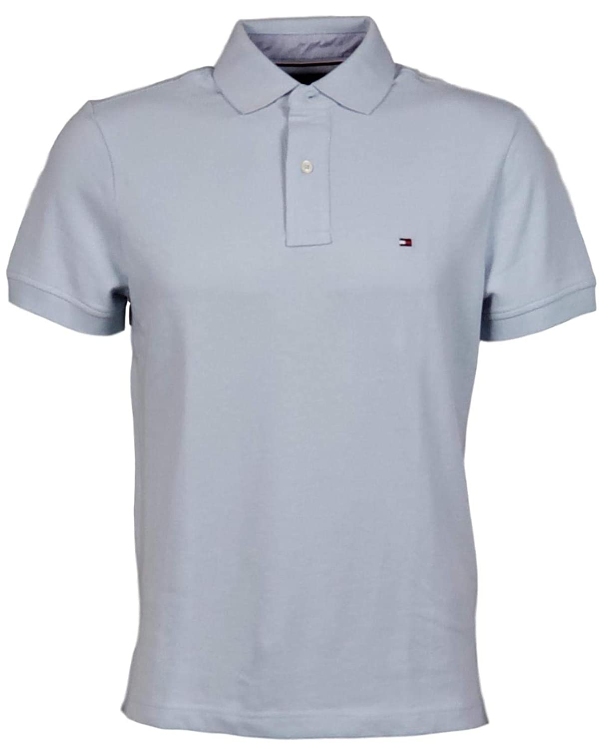 947a752c Tommy Hilfiger Men's Classic Fit Polo at Amazon Men's Clothing store: