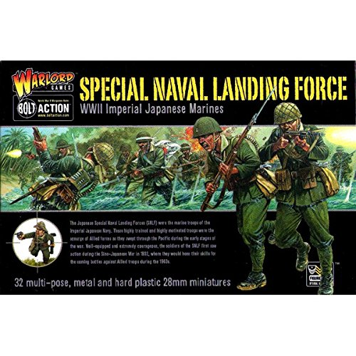 (Special Naval Landing Force Miniatures)