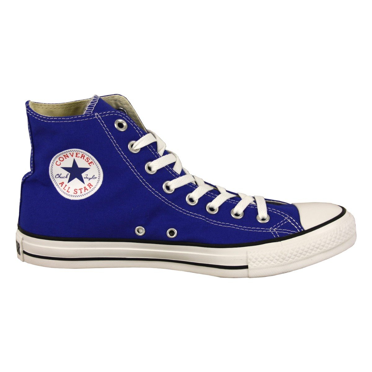 Chucks Converse All Star Hi Blau