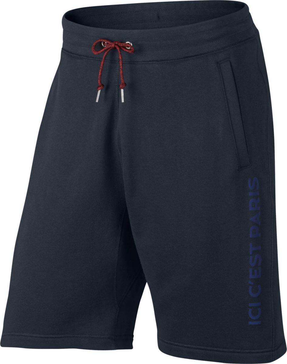Nike PSG M NSW Short Ft AUT - Dark Obsidian