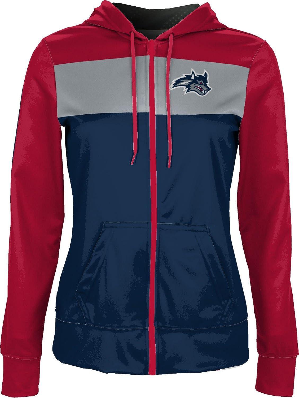 Stony Brook University Girls Zipper Hoodie Prime School Spirit Sweatshirt