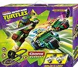 Carrera Go - 20062324 - Radio Commande, Véhicule Miniature et Circuit - Ninja X-Loop