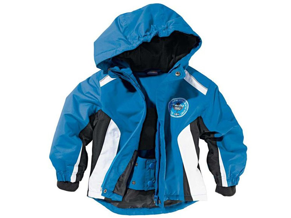 Children s   Boy s Winter   Ski Jacket European Sizes 98 - 104 Blue Wind  and Waterproof  Amazon.co.uk  Sports   Outdoors 1a4828137