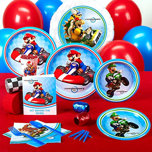 Mario Kart Wii Standard Party Pack for 16