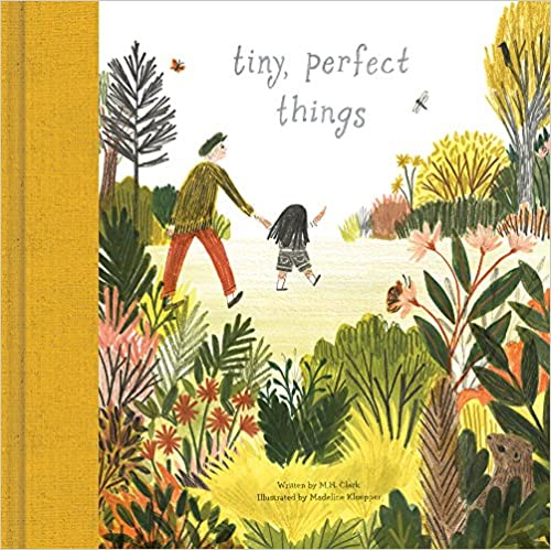 tiny perfect things by m.h. clark illustrated by madeline kloepper cover