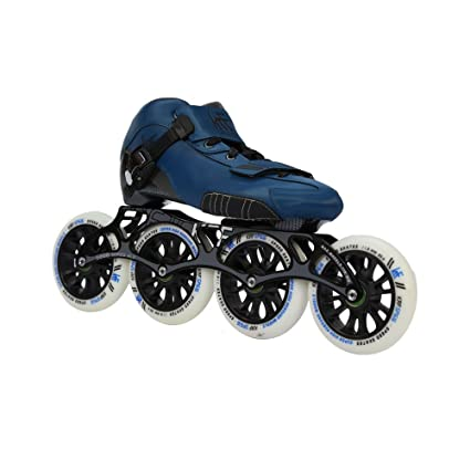 KRF The New Urban Concept Speed 616 Patines de Velocidad, Azul, 37