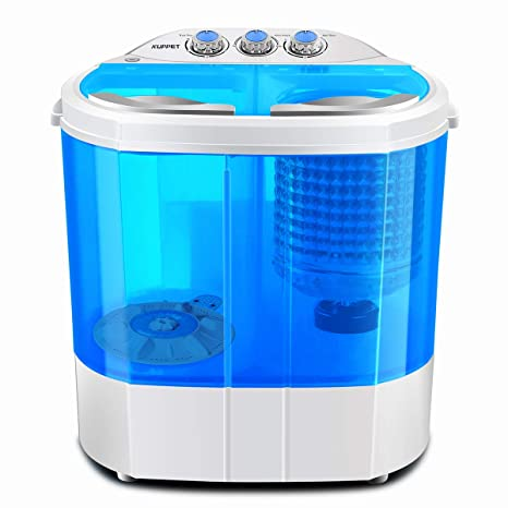 SUNCOO - Lavadora portátil, minilavadora para lavadora individual ...