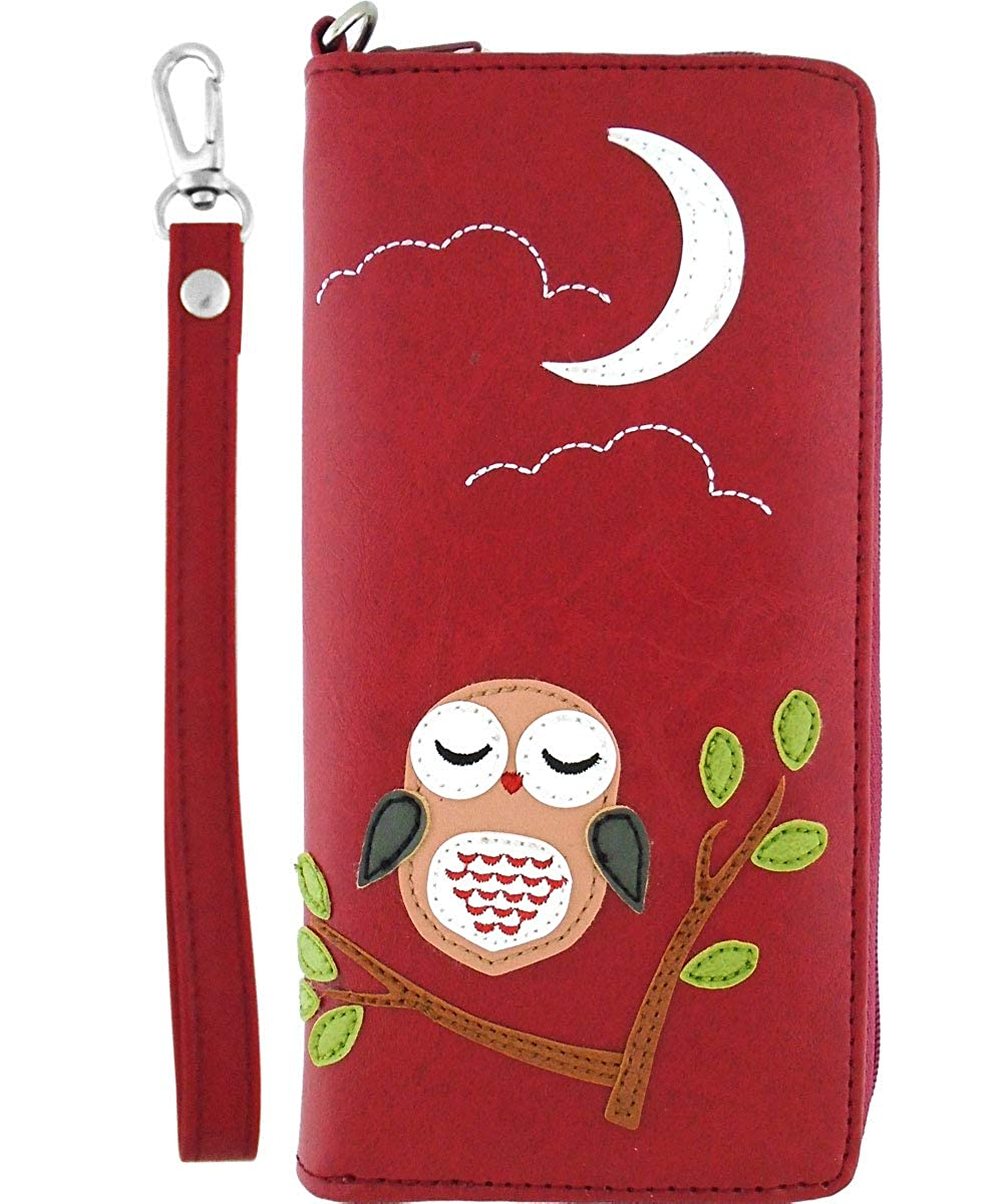 LAVISHY Sleepy Owl Applique...