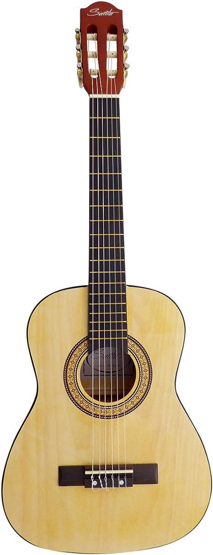 Sarita by Acandoo 1/2 Classical Guitar 34 guitarra clásica mate ...