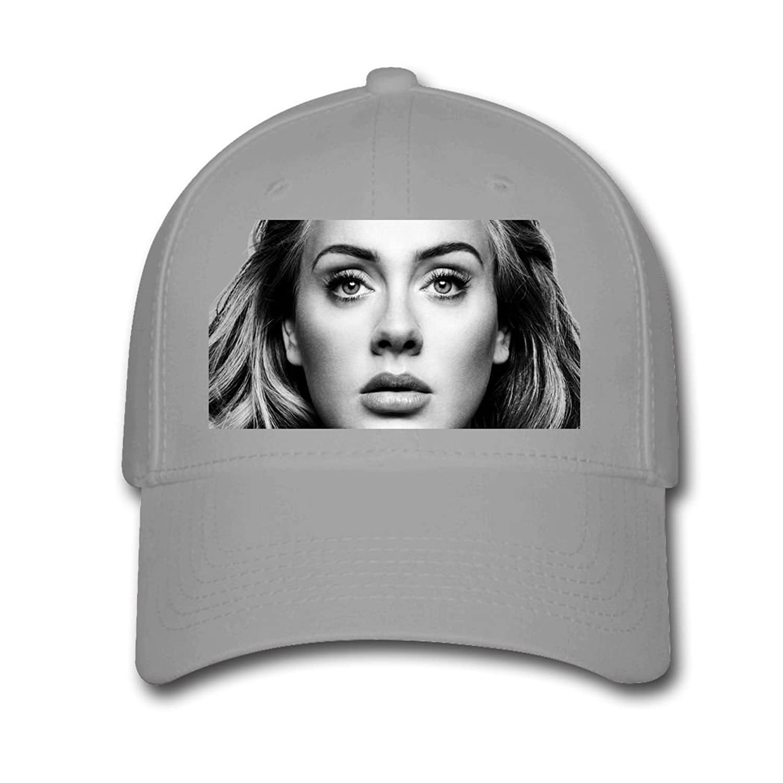 Men's/Women's Cotton Baseball Cap 2016 R&P Adele Tour Logo baseball snapback cap hat
