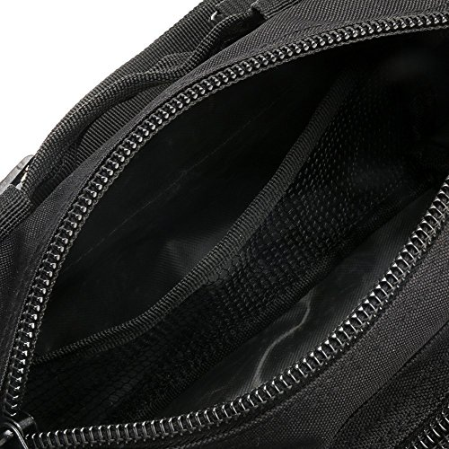 Tactical Hunting Tackle Bag Molle Utility Waist Single Shoulder Backpack Bag Pack Outdoor Sports Bag Mountaineering Bag by LIVIQILY (Image #6)