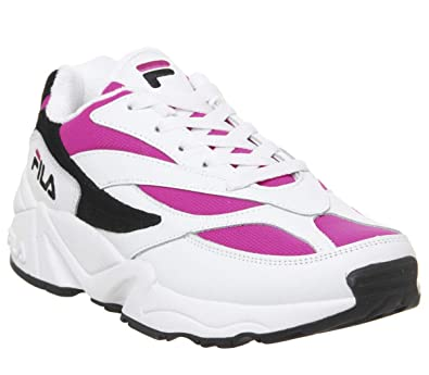 Amazon.com | Fila Shoes Woman Low Sneakers 1010291.02L V94M ...