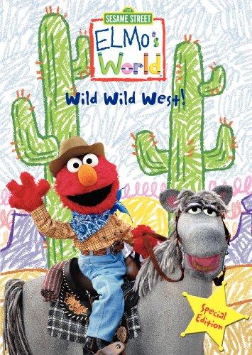 Elmo's World: Wild Wild West! (Special Edition) (Edition Limited Street)