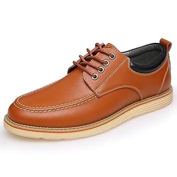 Cuero de de Casuales Hombres otoño los de Corte SBL bajo Zapatos Hombres  Zapatos de de xS1wnO a0f458a5bae3