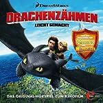 Drachenzähmen leicht gemacht 1: Das Original-Hörspiel zum Kinofilm | Thomas Karallus