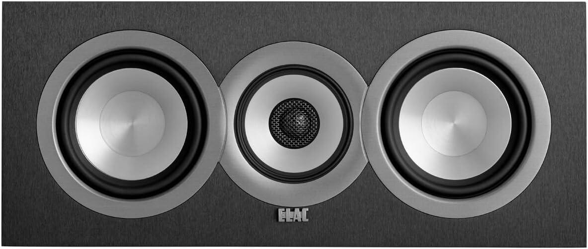 ELAC Uni-fi UC5 Center Speaker Black, Single