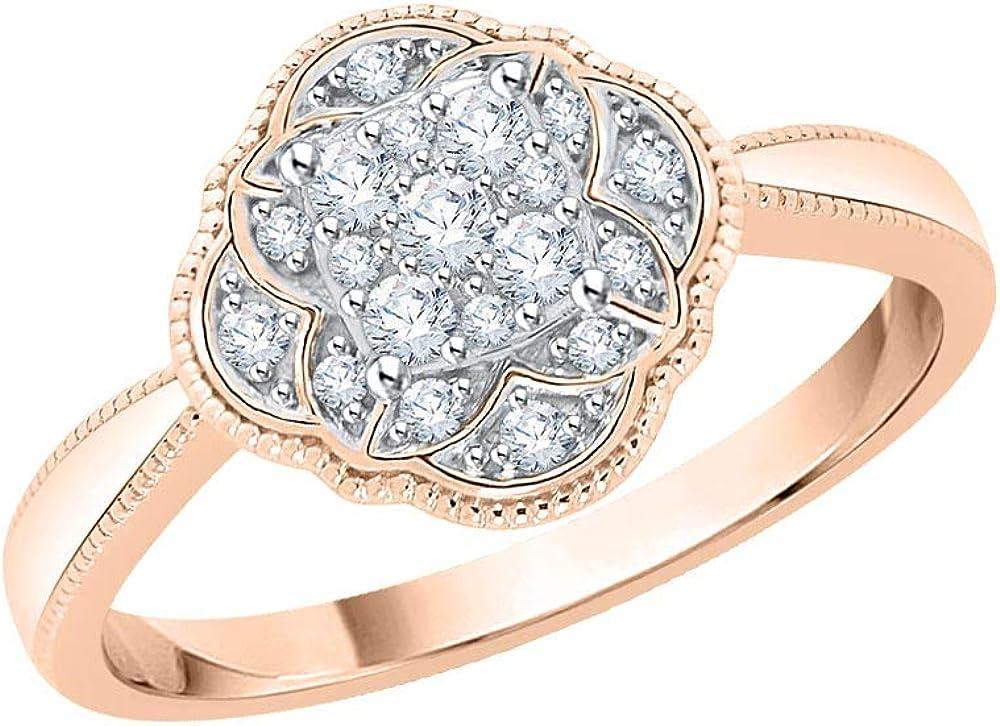 1//8 cttw, Size-3.75 G-H,I2-I3 Diamond Wedding Band in 10K White Gold