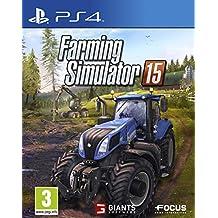 Farming Simulator 15 (PS4) (UK)