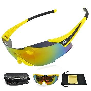 West Biking, lo más nuevo, gafas deportivas, protección de ...