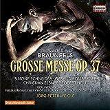 Grande Messe pour solistes, choeur mixte, choeur de garçons, orgue et grand orchestre en sol mineur, op. 37