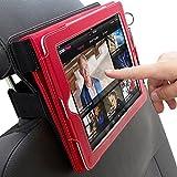 Snugg iPad 3 / iPad 2 Car Headrest Mount Holder - Combines with Snugg iPad 3 / iPad 2 Leather Case
