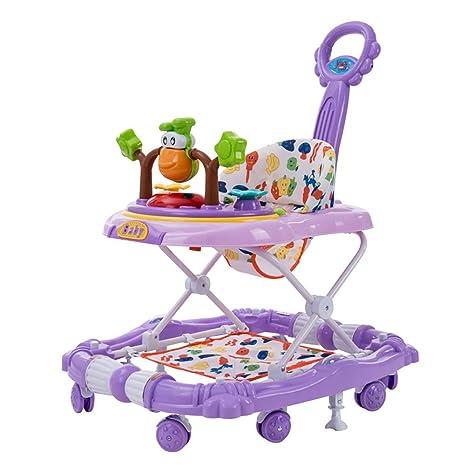 GUO@ Caminador multifunción para bebés 6/7-18 meses ...
