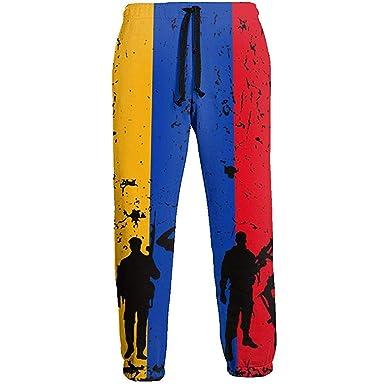 NA Armenia Bandera Soldados Veteranos Pantalones de chándal Largos ...