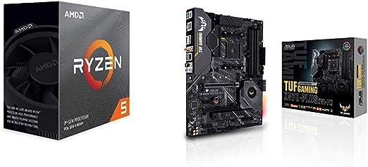 Pack gráfica ASUS y Procesador AMD: Ryzen 5 3600 y TUF Gaming X570-Plus (WI-FI): Amazon.es: Informática