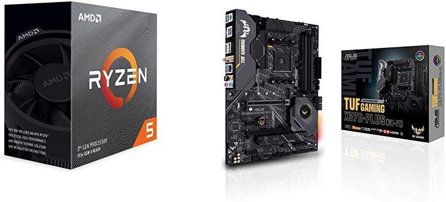 Amd Ryzen 5 3600 4 2ghz Am4 36mb Cache Wraith Stealth Computer Zubehör