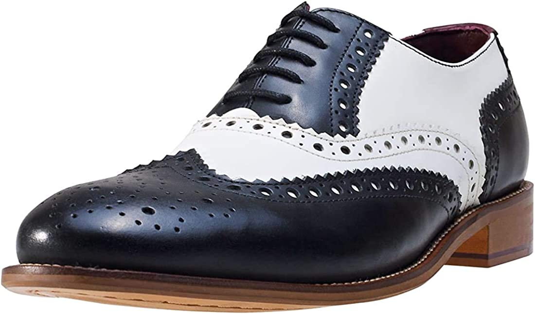London Brogues Gatsby Leather Mens